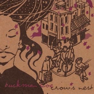 Buckman Coe 'Crow's Nest' Album Cover