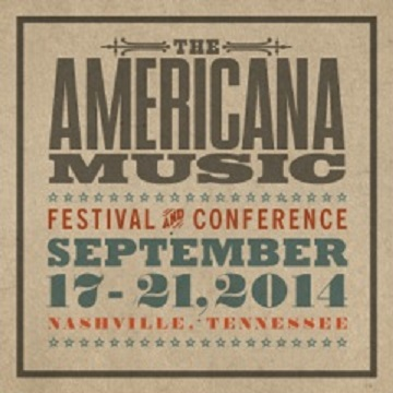 Americana Music Festival Poster