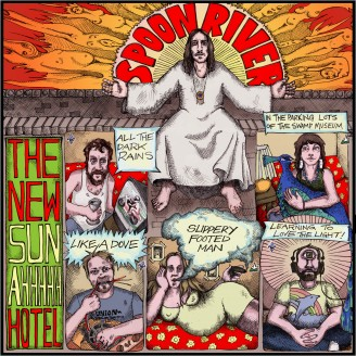 The New Sun AHHHH Hotel_Album_FRONT