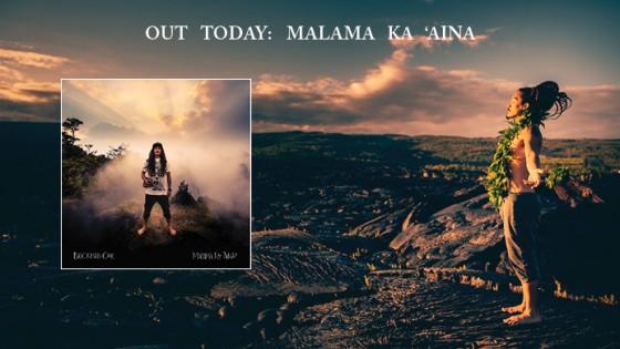 Buckman Coe_Malama Ka Aina release day