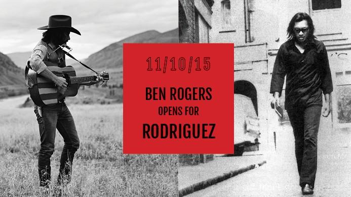 Ben and Rodriguez