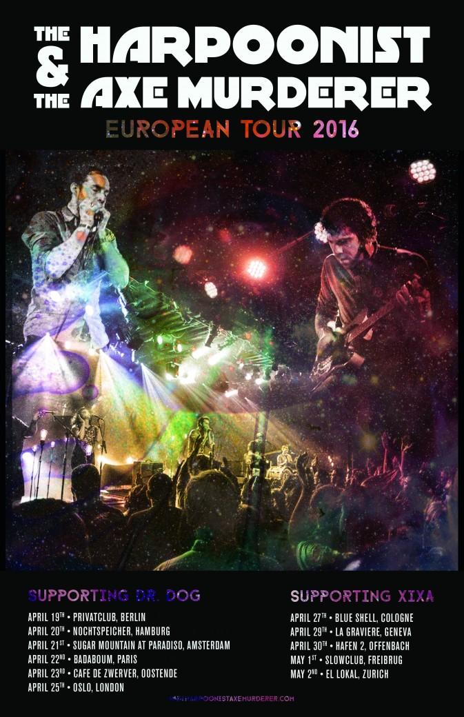 HAM EU Tour