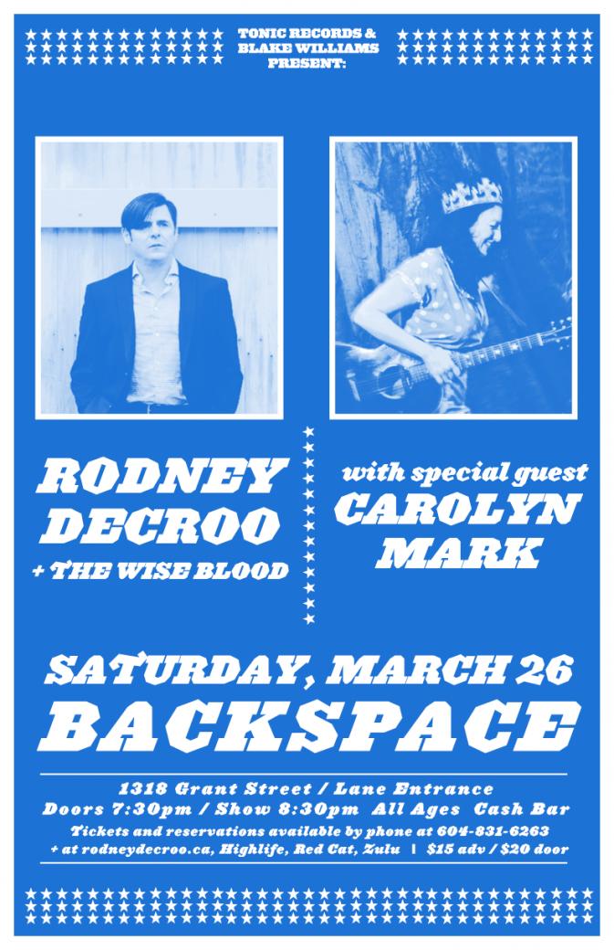 RDC Backspace_Poster