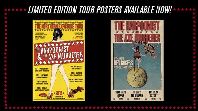 HAM Posters merch