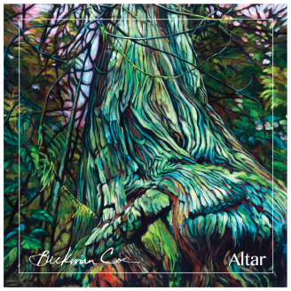 Buckman Coe - Altar - cover