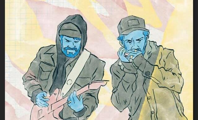 HarpAxe Winnipeg poster (Feb 25-26)